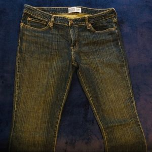 Levi's Low Rise Boot Cut Jeans